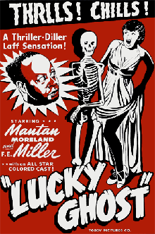 Lucky Ghost - A Classic African American Horror Movie