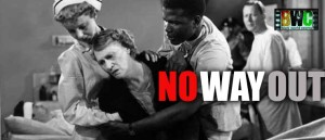 Black History Month – Thurs, Feb 27, 7pm Past Images: Taking Action NO WAY OUT