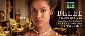 Thurs. Aug. 6, 7pm, BELLE