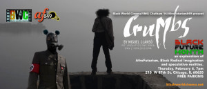 Feb, 4, Black Future Month: CRUMBS (2015) Ethiopia