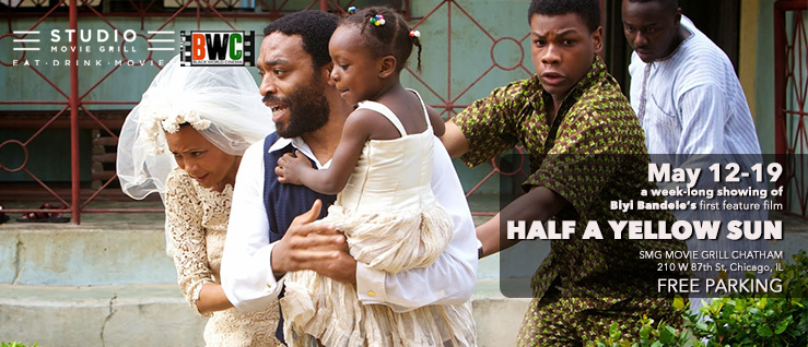 Half A Yellow Sun a film by Biyi Bandele